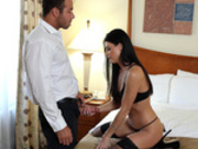 India Summer and Chad White In Seduced by a Cougar