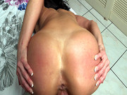 Kendra Lust taking that shlong POV doggy style