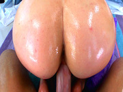 Big ass babe Lizzie Tucker takes it POV doggy style