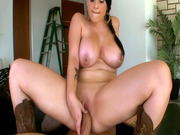 Noelle Easton gets her tight 18 years old hole pounded