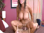 Tara Holiday fucking a well-hung stranger in a motel room