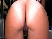 Shapely Latina Sophia Steele has a juicy perfect round ass