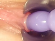Buttplug in my peehole