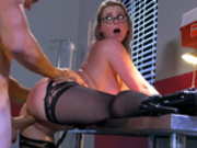 Dr. Sunny Lane pounded by patient Sean Lawless