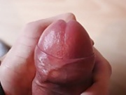Quick handjob (close-up)