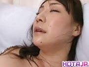 Sara Luvv gets her sweet ass thoroughly reamed by a wide piston