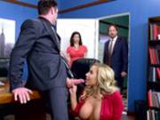 How To Fuck At The Office with Olivia Austin