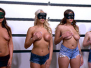 Line Em Up with Cassidy Banks and Kenzie Taylor