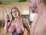 Milf Detective Eva Notty busted the wrong guy