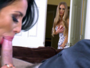 Oh No You Don't! Audrey Bitoni and Nicole Aniston