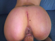 Big ass Spanish bitch Ena Sweet takes it balls deep in her snatch