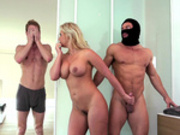 Phoenix Marie would rather fuck the panty sniffer burglar then her husband