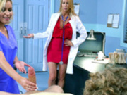 To Tease And Stimulate with Nurse Marsha May and Doctor Alexis Fawx