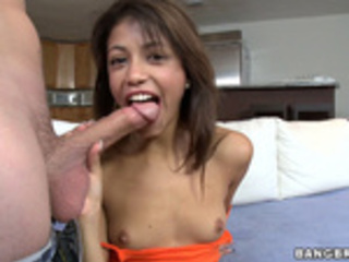 Veronica Rodriguez loves to suck a nice big dick