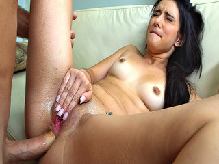 Mandy Sky anal fucked by a hard cock