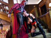 XXX-Men: Psylocke vs Magneto (XXX Parody) - Patty Michova and Danny D