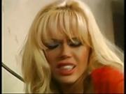 Jeannie hot blond
