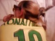 Trio amateur jeune coquine blonde francaise prise  levrette