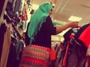 Hijab Goddess With Fat Ass