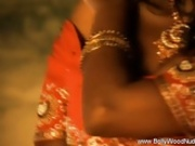 Sensual Bollywood Dancing Babe