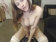 Sexy Babe from webcam