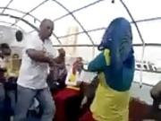 Hijabi Big Booty Twerks