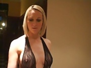 Hotwife slut Allie Dominates sub hubby