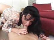 K.K Throat Fucked Blowbang Whore