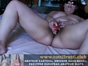 Real amateur euro big assed wife homemade porn