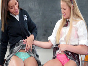 Karter Foxx and Scarlett Sage decide to practice on each other