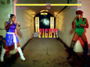 Brazzers HD: Sex Fighter: Chun Li vs. Cammy (XXX Parody)