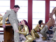 Brazzers HD: Ghostbusters XXX Parody: Part 4