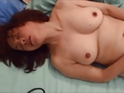 Horny japanese milf Kui Somya blowjob masturbation fucking