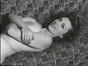 Busty 1950's Pinup Model Eleanor Ames