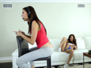 Play nice with Ruby Sparx and Shyla Jennings - We Live Together HD