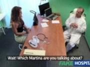 FakeHospital Doctor fucks minx in job interview