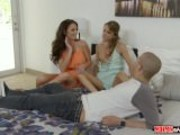 Moms Bang Teen - Daughter loves stepmom