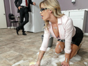 The Clumsy Intern - Jessa Rhoades - Brazzers - HD