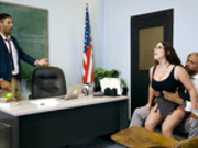 Parent Fucking Teacher Meetings! (Angela White) - Brazzers HD