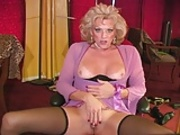 Real Sexy Blonde Milf.