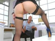 Big Tits Boss - Slide it in Sunny - Reality Kings HD