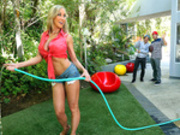 Peeking at Brandi - Brandi Love - Reality Kings HD