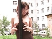 Public Sex - Russian Girl Lucy