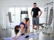 Personal Trainers: Session 1 featuring Kendra Lust