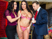 You Can Cream On Me with Anissa Kate and Rachel Starr