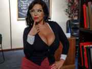 Our College Librarian Featuring Sheridan Love - Brazzers HD