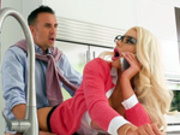 Real estate agent Nicolette Shea does whatever it takes to close a deal