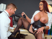A Freelance Fucking with Emma Butt - Brazzers HD