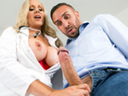 Doctoring the Results Featuring Julia Ann - Brazzers HD