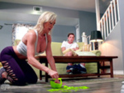Making A Mess On Stepmom - Brandi Love - Brazzers HD